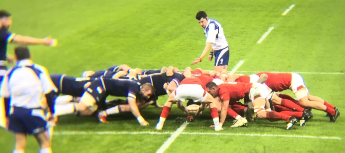 SCOTS SMASHED ON VISIT TO CARDIFF BY SMARTER, STRONGER WELSH SIDE